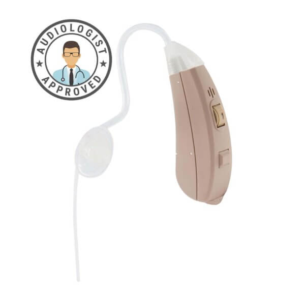 Melody Personal Amplifier with Hearing Aid Quality Components