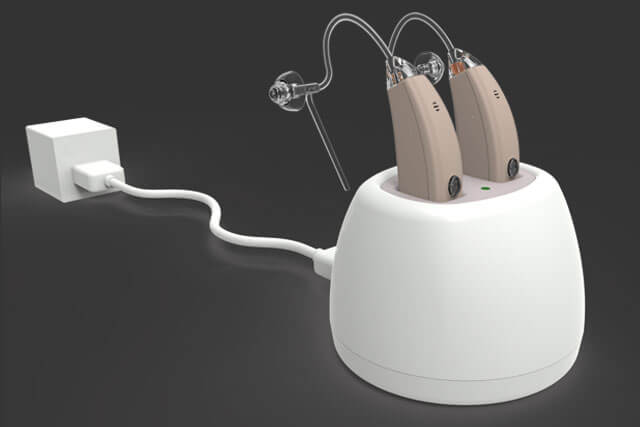 Online Hearing Canada Harmony BT Charger