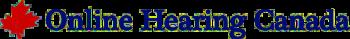 Online Hearing Canada Desktop Logo