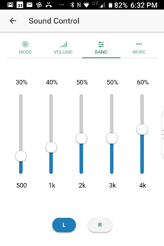 Harmony App View 2