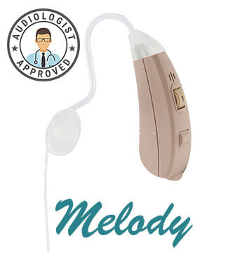Melody Audiologist Approved