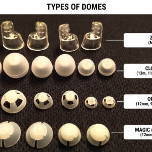 Types of Domes